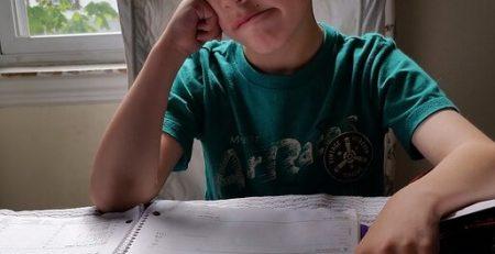 לא רוצה לעשות שיעורי בית