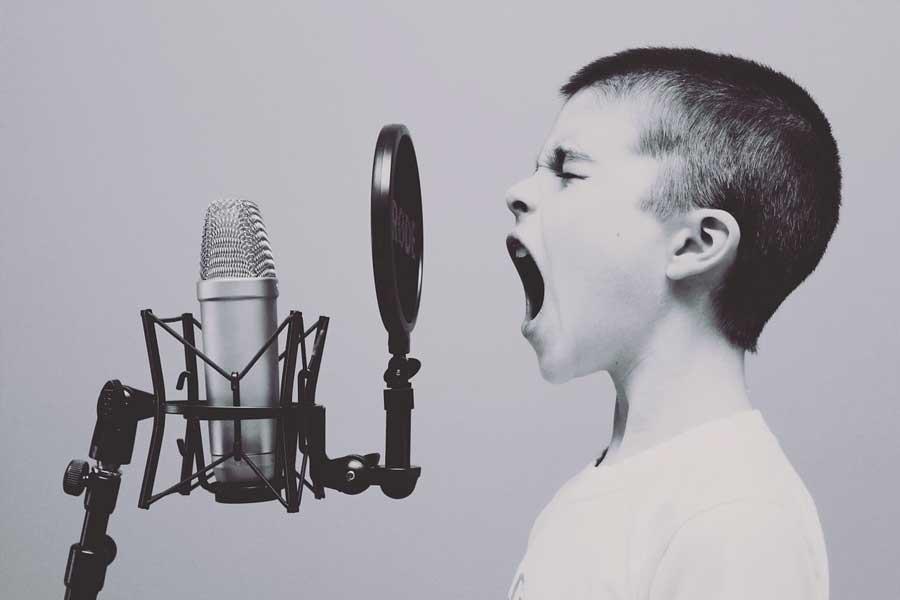התפרצות רגשית של ילדים