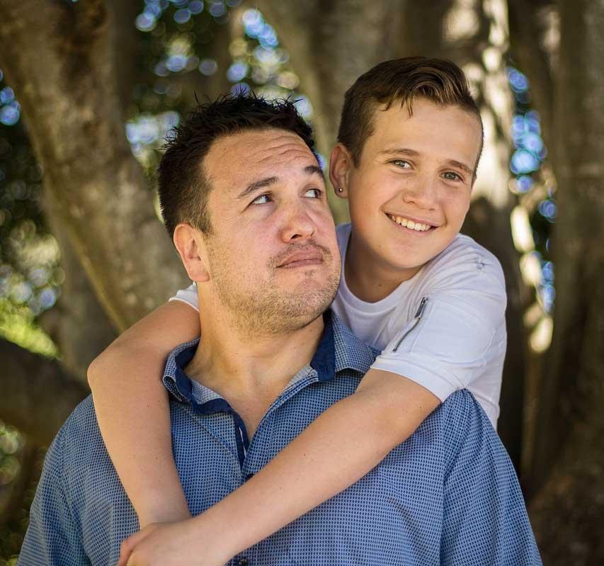 יחסי אמון עם הילדים שלך