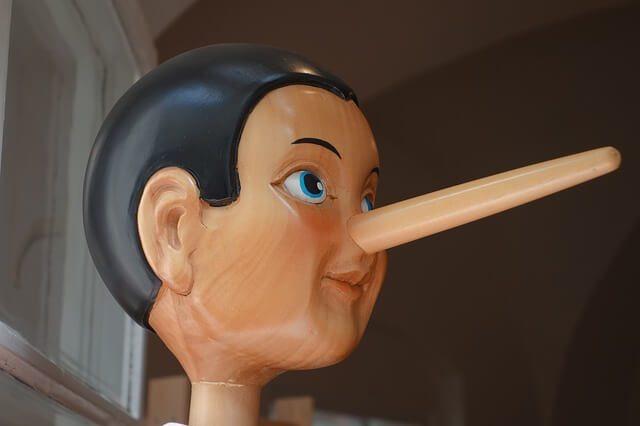 ילדים משקרים