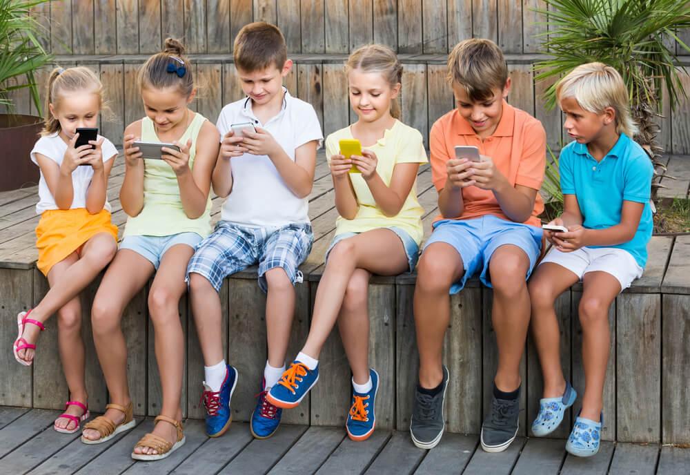 רכישת טלפון לילד