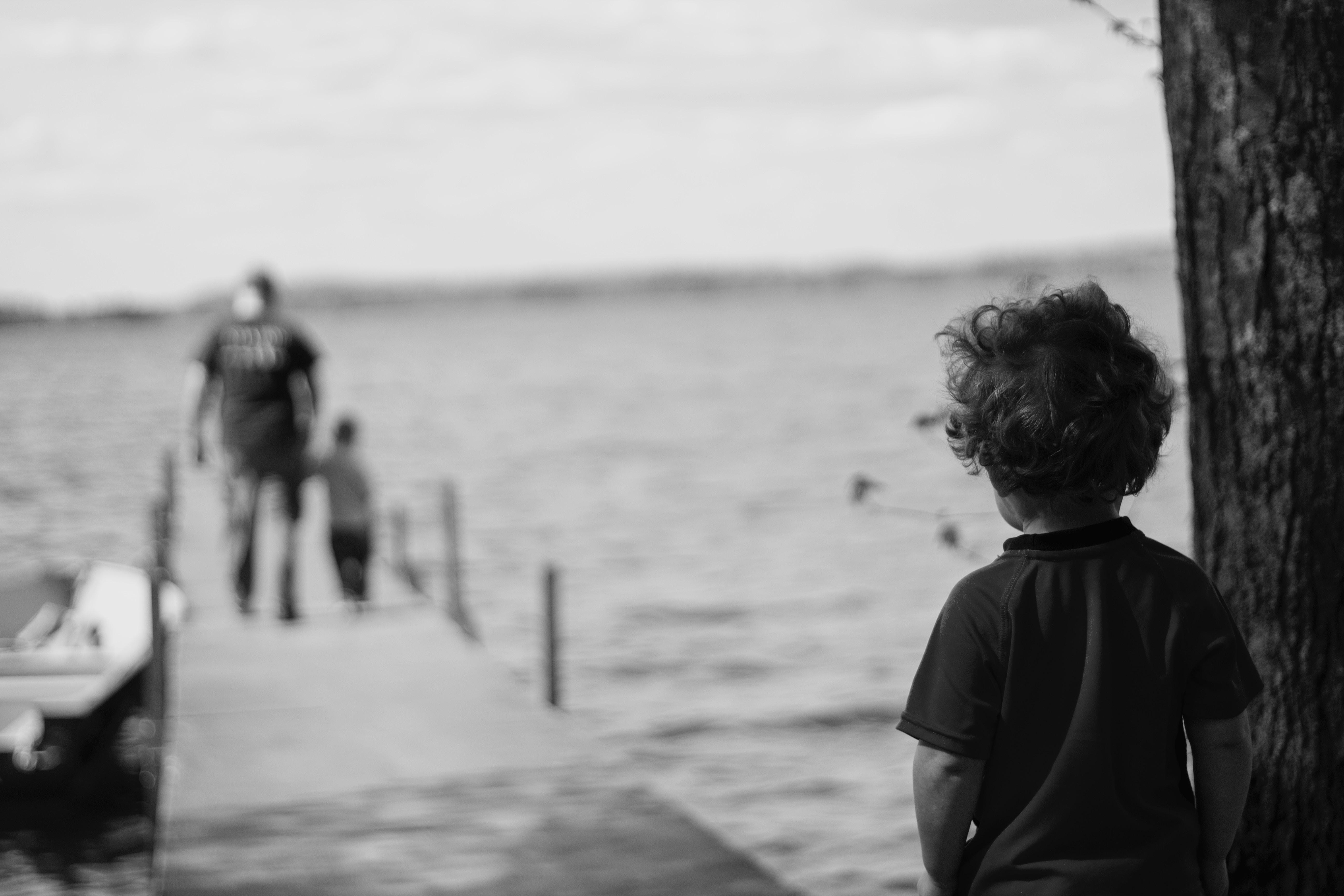איך נעזור לילדים להתמודד עם פחד